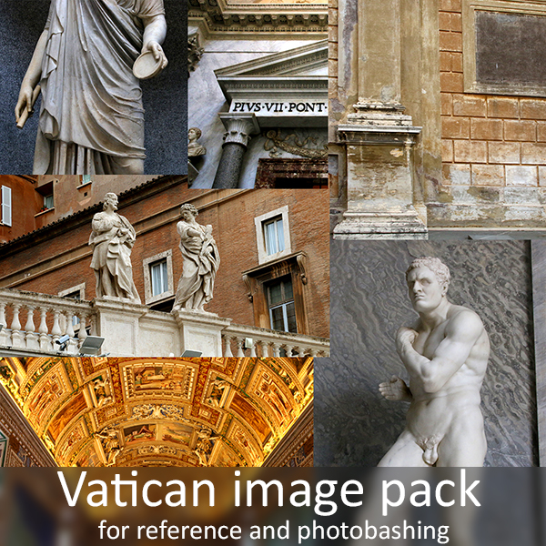Vatican pack cover by Sinto-risky