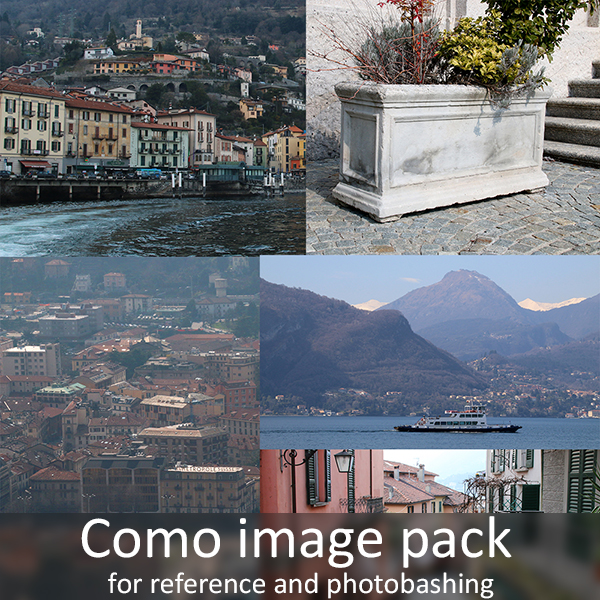 Como pack cover by Sinto-risky
