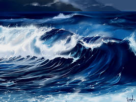 Sea by Sinto-risky