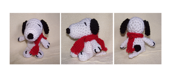 Amigurumi Snoopy by Ashcat-desu on DeviantArt