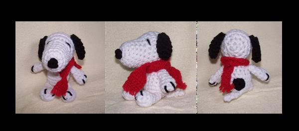 Amigurumi Snoopy by Ashcat-desu on DeviantArt