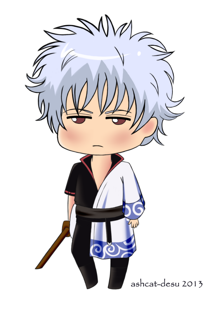 gintama chibi - photo #21