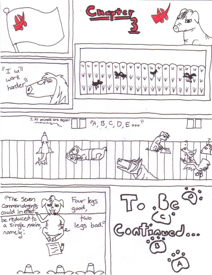 animal farm chapter 3 pdf