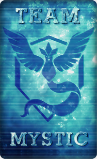 Team Mystic Avatar~ by NightmareYuki