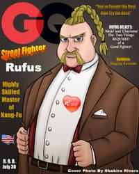GQ Rufus by ZandKfan4ever57