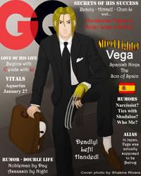 GQ Vega by ZandKfan4ever57