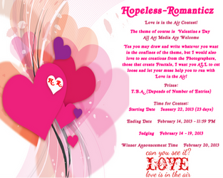 Love Is In the Air Contest by ZandKfan4ever57