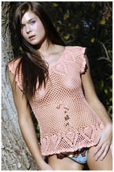 Adrienne at the park by DallasPhotog