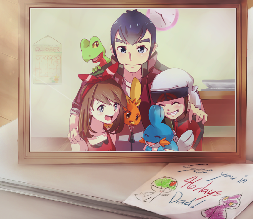 46 Days to Pokemon ORAS! by Antares25