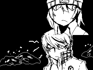 Persona Q Miiverse Doodles by Antares25