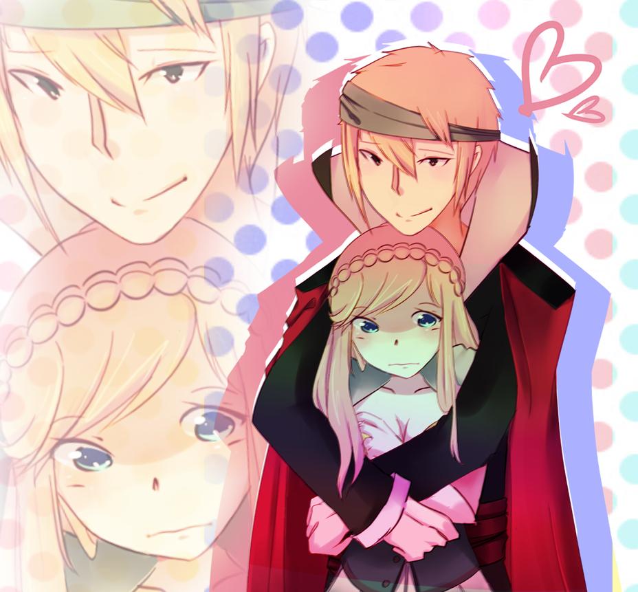 Secret Valentine's for Aka-ai by Antares25