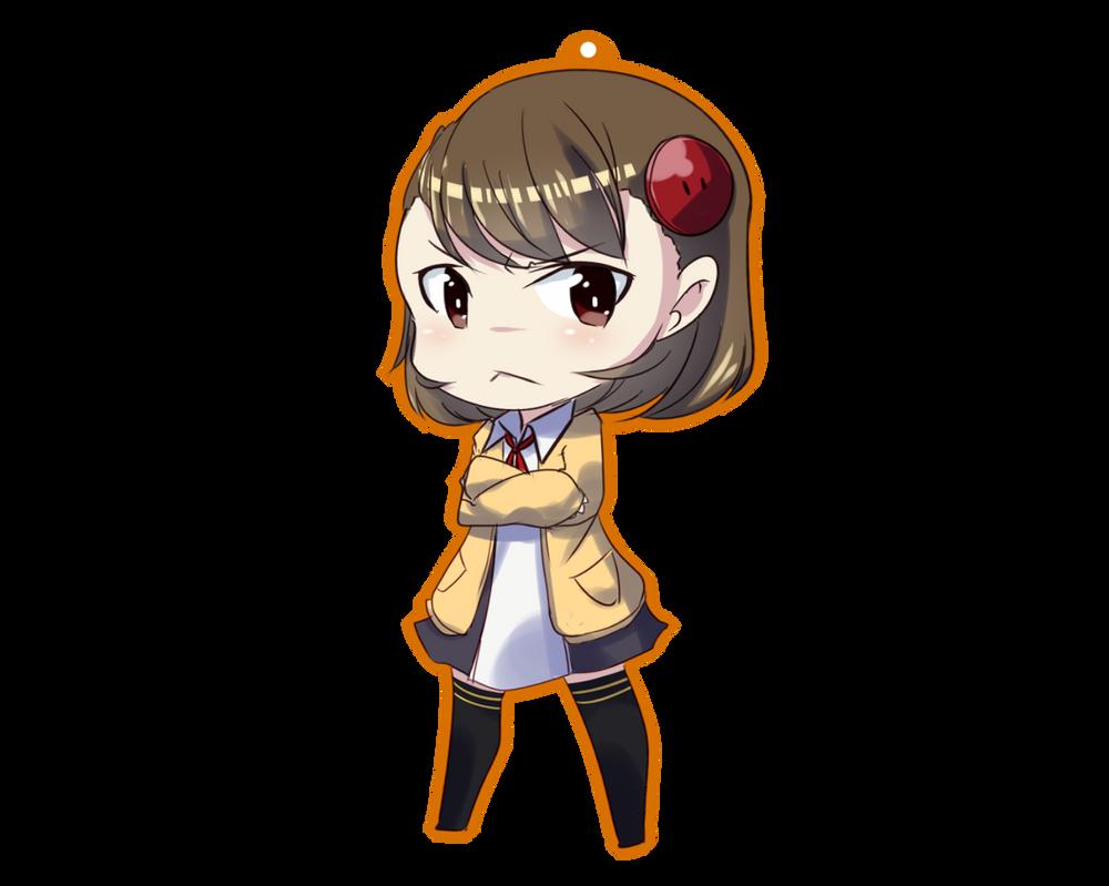 MM: Chibi Machiko by Antares25