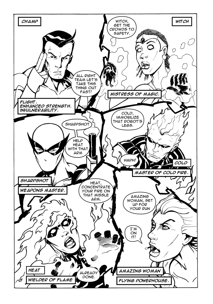 Big City Book 1- Page 5 - 3XLT by 3XLT