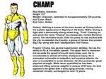 Champ Bio - 3XLT