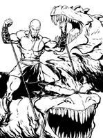 Kratos by 3XLT