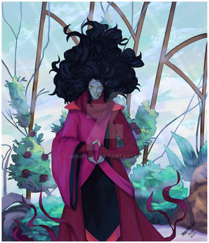 Sombria / Shadow Weaver (Fanart)