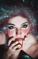 Galaxy Breath by noblewebs