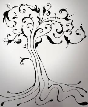 Flourished Tree