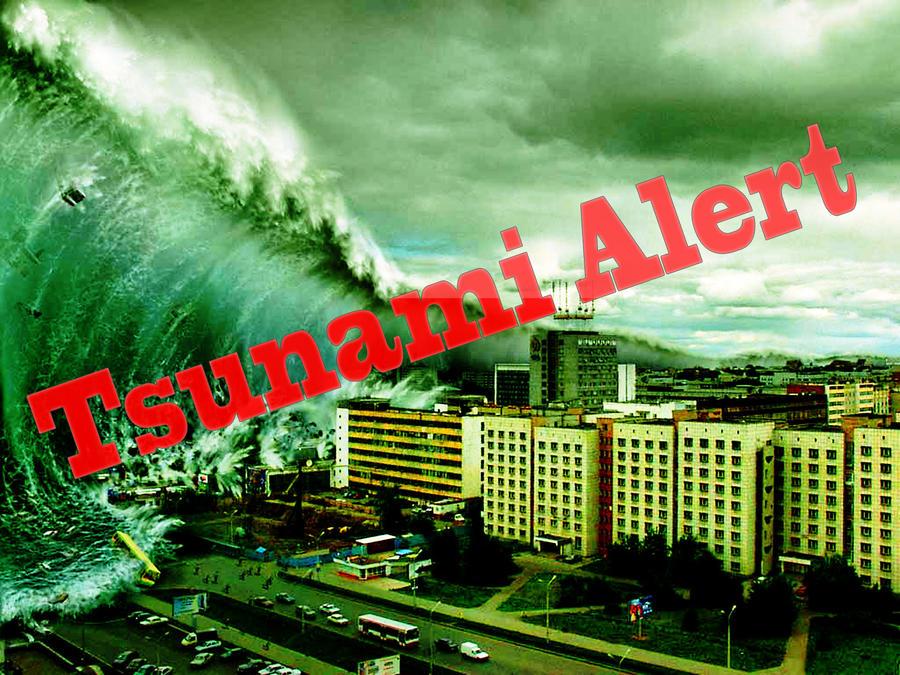 Αποτέλεσμα εικόνας για tsunami alert