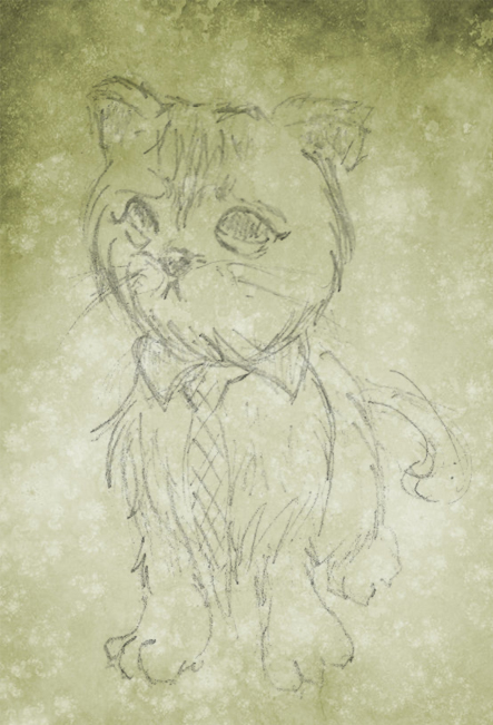 Kitty by Lucceira