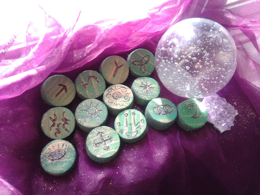 Witches Runes 2 by Sekem-Miw