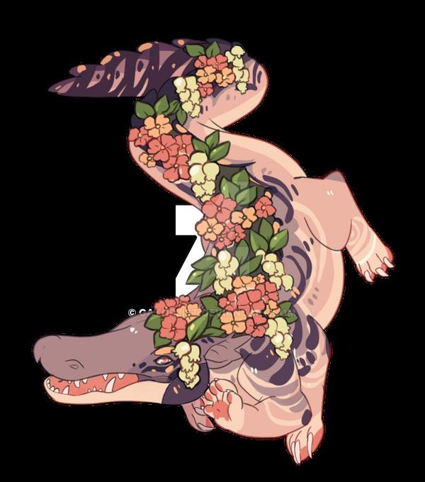 Flowergator #45 by GatorList
