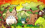 Ghibli Forest