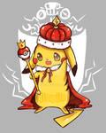 King of Thunder - Pikachu