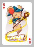 Animalia - Mage Kangaroo mouse WIP