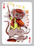 Animalia - Fiddler Mouse