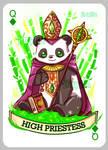 Animalia - High Priestess Panda