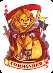 Animalia - Commander Lion