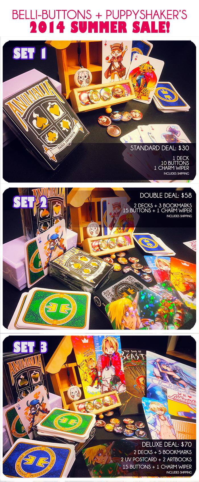 Summer Sale 2014! by jinyjin