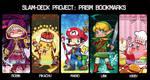 Project Slam Deck: Prism bookmarks