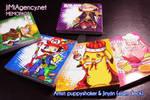Project Slam Deck: MemoPads by jinyjin