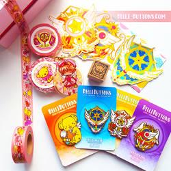 Cardcaptor bundle pack!
