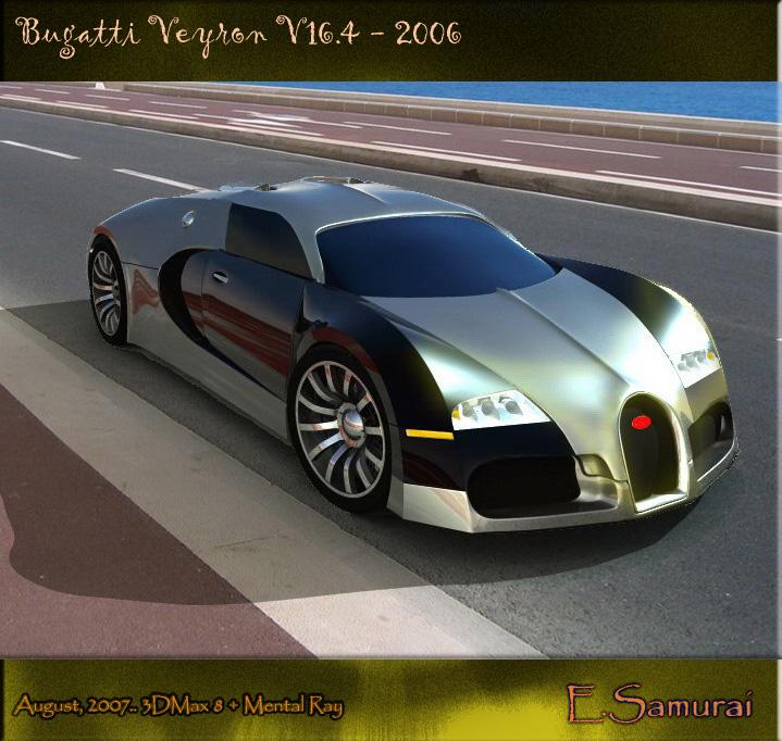bugatti veyron v16 8 by e samurai on deviantart. Black Bedroom Furniture Sets. Home Design Ideas