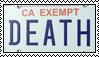 death grips stamp by destroyallantz