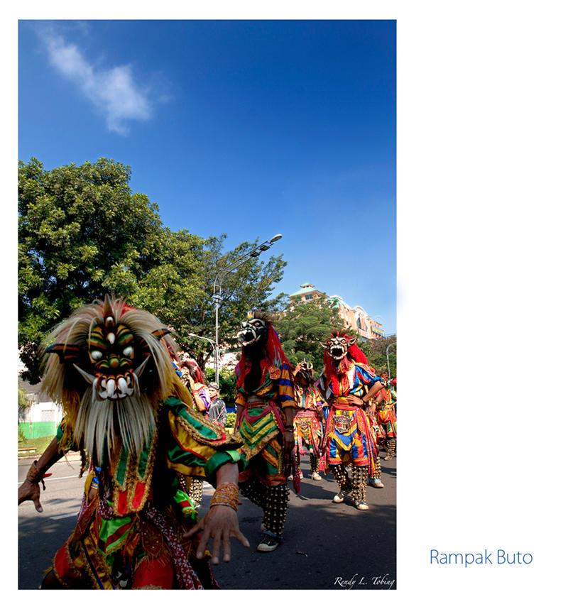 Rampak Buto by RendyTobing
