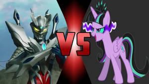 Ultimate Zero VS Twivine sparkle