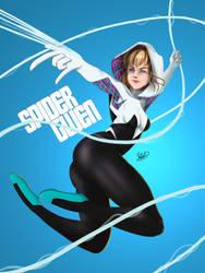 Spider Gwen Unmask