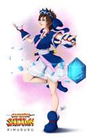 Rimururu Fan Art by VictorDinakara