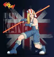 Lilly Kane Fan Art by VictorDinakara