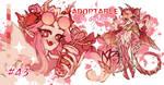 ADOPT Set price #43 [OPEN] by GoShinART