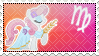 Ponyscope Virgo Stamp by rainbowx1994