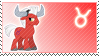 Ponyscope Taurus Stamp by rainbowx1994