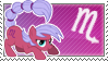 Ponyscope Scorpio Stamp by rainbowx1994
