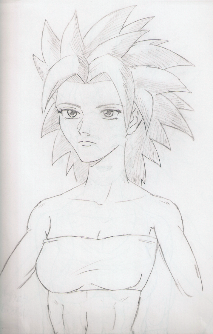 Caulifla de Milo by freeza-frost
