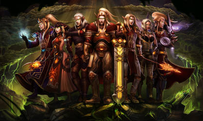 Legion: Dominion of the Sun by dominaART