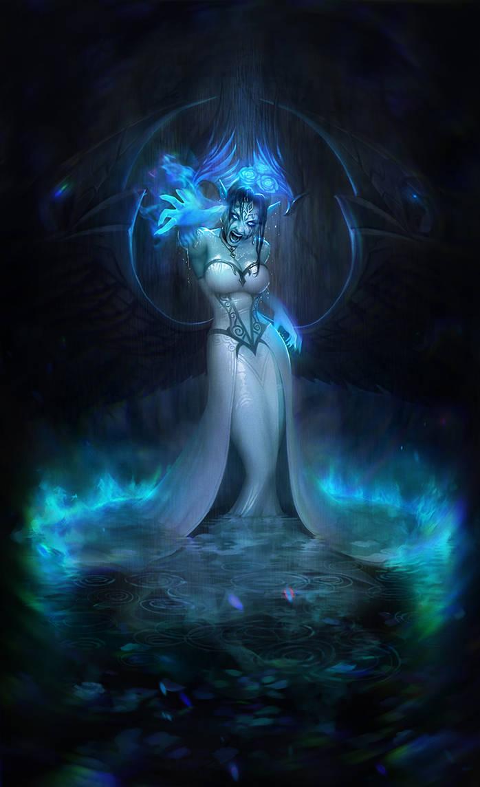 Ghost Bride Morgana (take 2)